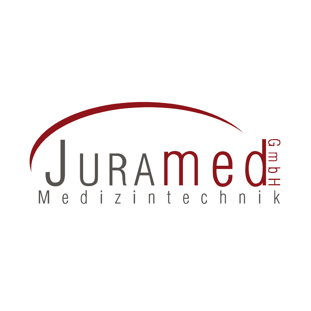 Logo Juramed, Logogestaltung, Medizin Logo, Referenz
