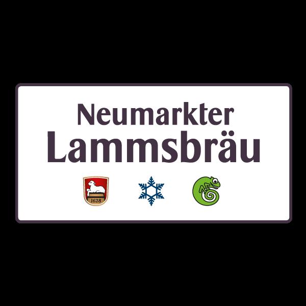 Neumarkter Lammsbräu Logo, Logogestaltung, Logodesign, Logoentwurf