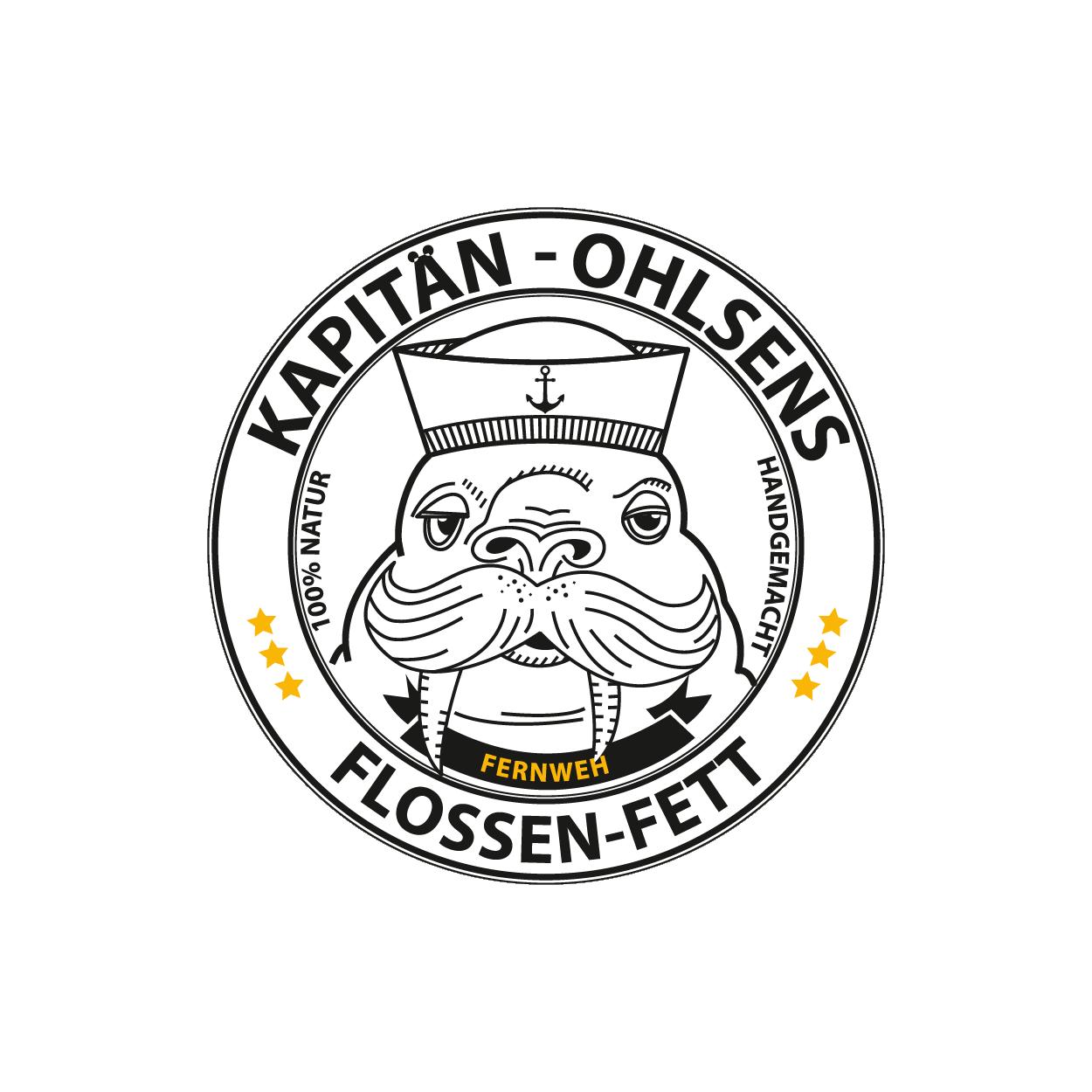 Flossen-Fett Logo, Logogestaltung, Logoentwurf, Logos, Referenz