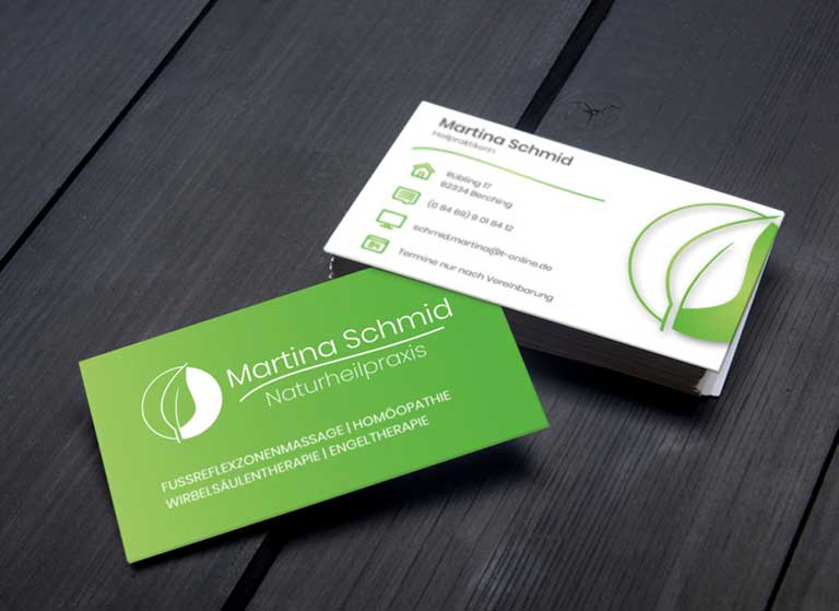 visitenkarten gestalten, werbeagentur visitenkarten, print agentur, geschäftsaustattung agentur