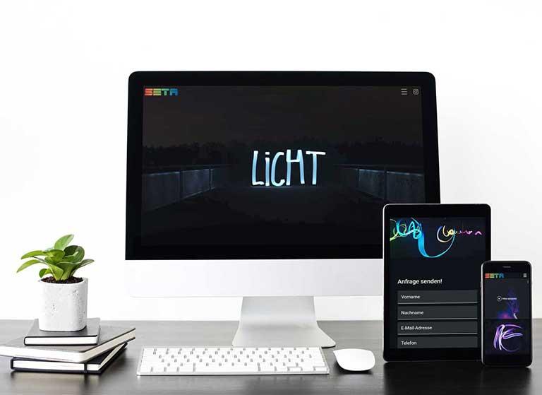 webseite gestalten, responsive design, webdesign, werbeagentur altdorf, webseite