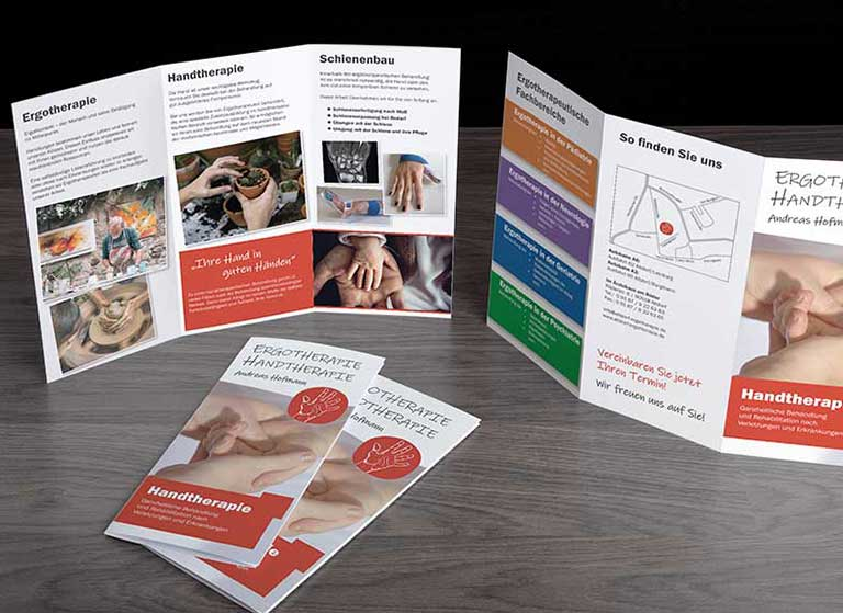 Flyer gestalten, Flyer bestellen, Flyer design, Agentur Flyer, Werbeagentur gestalten, Print gestalten, Printmedien