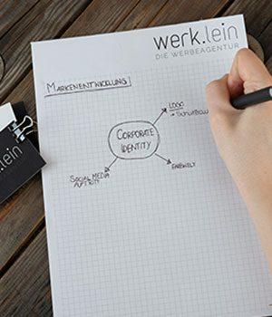 Logodesign, Corporate Design, Rebranding als Markenentwicklung