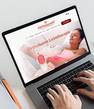 Webdesign, Webseite erstellen, Webseite gestalten, Webdesign entwickeln, Website Agentur